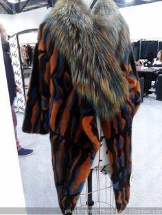 PKZ Furs Kastoria International Fur Fair AW16/17 BACKSTAGE Fashion by Think-feel-Discover.com. Furs, Fashion Details, Backstage, Fur Coat, Interview, Jackets, Down Jackets, Fur, Fur Coats