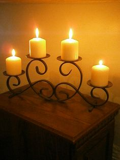 Wrought Iron (Forged Steel) Hand Made.Wrought Iron (Forged Steel) Hand Made. Chandeliers, Wrought Iron Candle Holders, Tuscan Design, Tuscan Style, Wrought Iron Decor, Rustic Cross, Living Room Decor Cozy, Tuscan Decorating, Hearth And Home