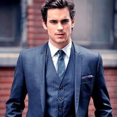 Who I imagine as Christian Grey!