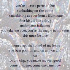 1000 ideas about boom clap lyrics on pinterest boom clap daughtry