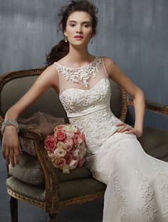 Alfred Angelo Wedding Dresses - Style 2302