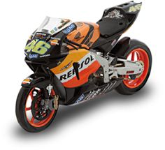 Valentino Rossi, todas mis motos | Motos y Mas