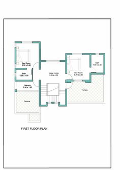 House Plans Kerala Style Below 2000 Sq Ft 8 Wonderful Design In Three Bedroom House Plan, Cottage Style House Plans, Cottage Plan, Ranch House Plans, Country House Plans, Modern House Floor Plans, Best House Plans, Small House Plans, Kerala House Design