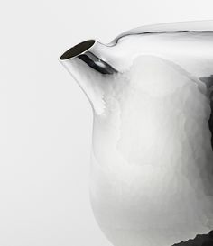 Details we like / Silver / HAndcrafted / Tea Set I at Marc Newson for Georg Jenson