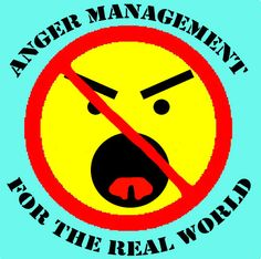 Instructions and printables for creating a personalized anger management plan