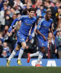 Chelsea FC 2 - Sunderland 1.[EPL Fecha 31]