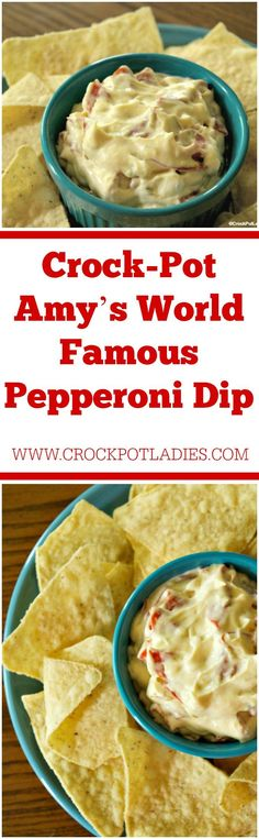 Just three simple ingredients & you have this yummy recipe for Crock-Pot Amy's World Famous Pepperoni Dip. A warm and gooey dip that is easy to make! Slow Cooker Dips, Best Slow Cooker, Slow Cooker Recipes, Crockpot Recipes, Cooking Recipes, Keto Friendly Desserts, Low Carb Desserts, Dip Recipes, Dessert Recipes