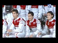 Video MUSICAL: Real Madrid players racing each other at Audi event