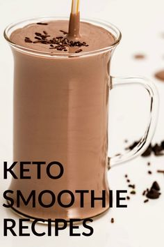 Need a simple Keto meal? Try a Keto Smoothie!
