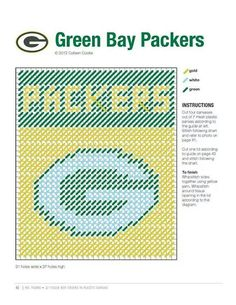Discover thousands of images about Green Bay Packers tbc Plastic Canvas Coasters, Plastic Canvas Tissue Boxes, Plastic Canvas Crafts, Plastic Canvas Patterns, Plastic Craft, Kleenex Box, Pixel Pattern, Cut Canvas, Box Patterns
