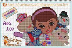 ... doc mcstuffins crafts pattern cross stitch crafts projects crosses