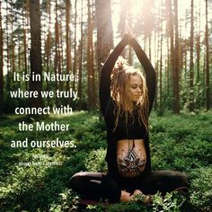 Tree hug ♡ Barefoot and Loving Life ♡