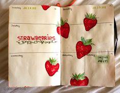 Sketchbook Journal - July