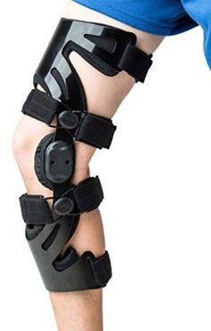 4dd383ff6d Orthomen Adjustable Knee Brace, for ACL, MCL Acl Knee Brace, Braces,  Suspenders