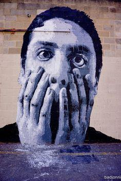 Nils Westergard...More streetart at www.Streetart.nl