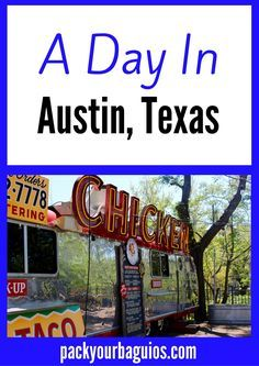 Austin Texas | South Congress | Allens Boots | Home Slice Pizza | Rudys Barbecue | Austin Motel