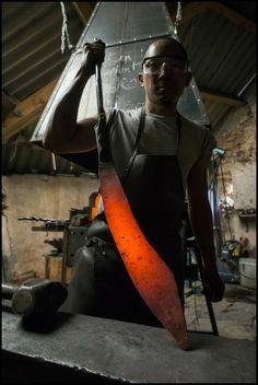 machette forgé - 3kgsousterre.blogspot.fr
