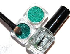 BellaPierre Shimmer Powder/Glitter/Clear Nail Polish @Ashley Breen Beauty, Inc. / www.espoirbeauty.com