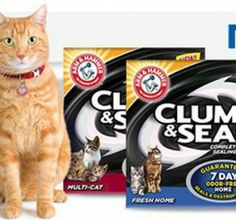 Arm & Hammer Cat Litter testers wanted I have 3 cats I hope I am chosen to try this one.