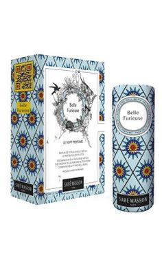 SABÉ MASSON - Soft Parfum - Belle Furieuse http://www.derma-concept.fr/sabe-masson/1368-sabe-masson-soft-parfum-belle-furieuse.html