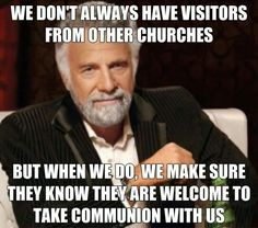 jokes about pentecost