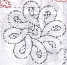 Tape lace crochet pattern great idea for a beading pattern Celtic Patterns, Lace Patterns, Mosaic Patterns, Quilt Patterns, Longarm Quilting, Hand Quilting, Machine Quilting, Cutwork Embroidery, Embroidery Stitches