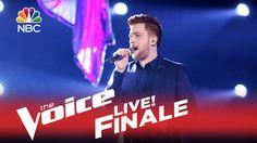 "The Voice 2015 Jeffery Austin - Finale: ""Stay"""