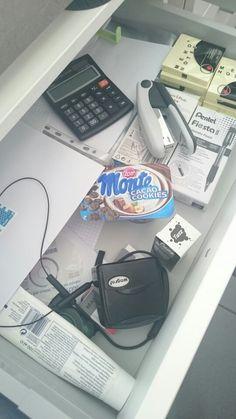W pracy czekając na #drugieśniadanie #Monte #trnd #MONTE