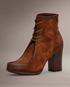 Parker Moc Short - Women_Boots_Tailored - The Frye Company