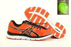 8eeedee1a77 Orange Black White ASICS Quick 33 Running Shoes  onitsukatiger Asics Gel  Shoes