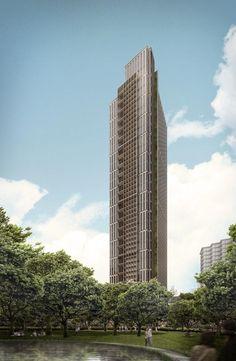 Tokyo Residences - Tokyo - Architecture - SCDA
