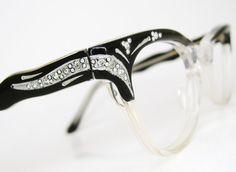 Vintage 50s Eyeglasses