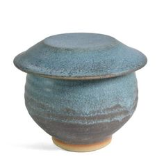 Dock 6 Pottery French Butter Keeper – The Barrington Garage Make Your Own Pottery, Pottery Making, Ceramic Boxes, Ceramic Plates, Pottery Plates, Ceramic Pottery, Butter Bell, Ceramic Butter Dish, Butter Crock