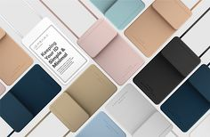ID FRAME: Keeping your ID simple and minimal on Behance