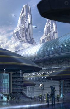 departure by simon fetscherQuantum Dreams: The Art of Stephan Martiniere