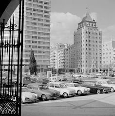 Praça de Londres (vista parcial), Lisboa (A. Pastor, 1960-69)