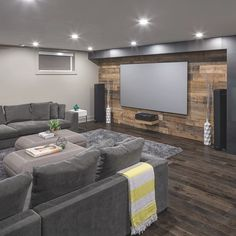 21 Keller Heimkino-Design-Ideen (Super Bild) 21 Basement Home Theater Design Ideas ( Awesome Picture) – Heimkino Systemdienste Home Theater Rooms, Home Theater Seating, Small Basements, House, Home, Home Remodeling, Bars For Home, Best Flooring For Basement, Basement Design