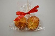 μικρή κουζίνα: Μαλακά Μπισκότα με καρύδα (κουραμπιέδες ινδοκάρυδο... Muffin, Cookies, Baking, Breakfast, Ethnic Recipes, Food, Biscuits, Morning Coffee, Bakken
