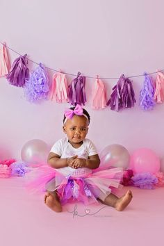 Beautiful little Afika came for her session on her actual birthday! She looked like such a little princess in her tutu, and this one knew how to throw out some fierce poses! Unfortunately, Afika wa… Princess Smash Cakes, Cake Smash, Little Princess, Photographs, Tulle, Birthday, Fun, Baby, Beautiful