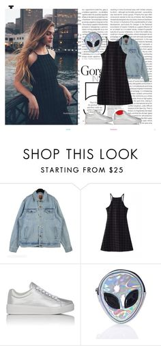 """#314"" by blacksky000 ❤ liked on Polyvore featuring Oris, Prada Sport and Disturbia"