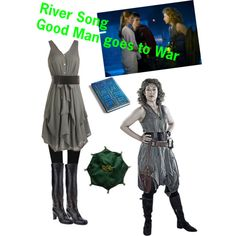 Doctor Who Outfits