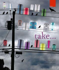 New York Moves Magazine : Take Cover - December 2012