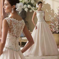 David tutera, wedding dresses