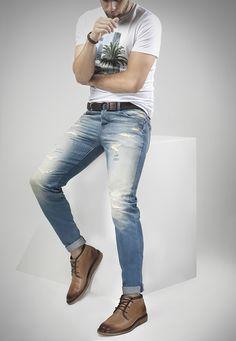 JEANS ARTURO CALLE - Jeans, camisetas, Polos, zapatos