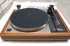 Linn Sondek LP-12 (my former digitizing table)