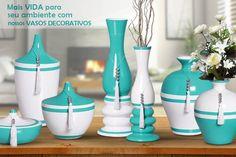 Lindos vasos decorativos