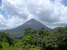 Visiting the Arenal Volcano Area in Costa Rica