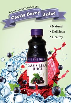 Our new fresh blackcurrant juice just came to store, feel free to order anytime or try in our store. Our address is :123 Astronaut E S Onizuka ST, 101B, Los Angeles, CA90012 #blackcurrant #antiaging #vitamins #juice #anthocyanins