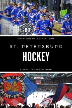 Looking for things to do in St. Petersburg? Do you love sports?  Experience St. Petersburg hockey. Discover ice hockey in Russia. Compare the KHL vs NHL #Russia #Hockey #Sports Hockey Games, Ice Hockey, Stuff To Do, Things To Do, Different Sports, Time Travel, Nhl, Traveling By Yourself, Russia