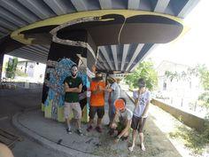 Creature Urbane: 10 street artist per 10 pilastri